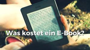 Was kostet ein E-Book?